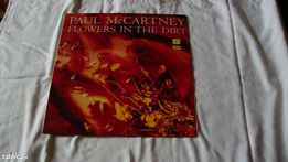 płyta Paul McCartney ,,Flowers in the dirt''