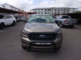 2019 ford ranger 2.2 double cab automatic