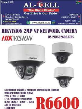 HIKVISION 2MP VF NETWORK CAMERA