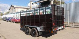 Продам прицеп для перевозки скота