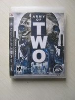 Диск для PS3 Army of Two