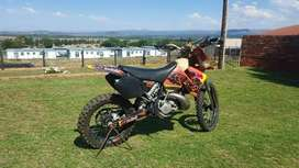 KTM 200 EXC sell or swap