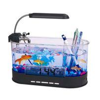 Настольный аквариум - подарок