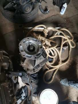 2005 Jeep Gearbox