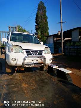 Nissan x trail diesel spares available