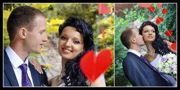 Видеосъемка и фотосъемка.Свадебная видео и фото съемка.