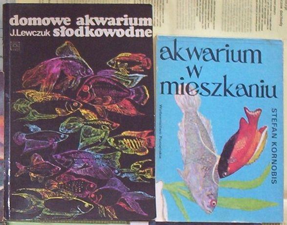 poradnik Domowe Akwarium słodkowodne Lewczuk Kornobis ryby akwariowe Białystok - image 1