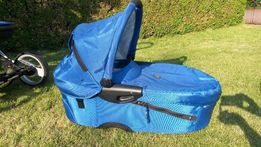Gondola do wózka mutsy evo bright blue 2014