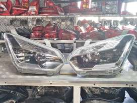 Isuzu headlights