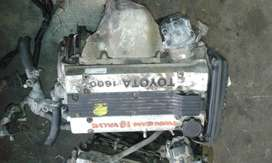 Toyota Corolla 1.6 4AGZE engine for sale
