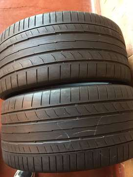255 35 R18 Continental Tyres