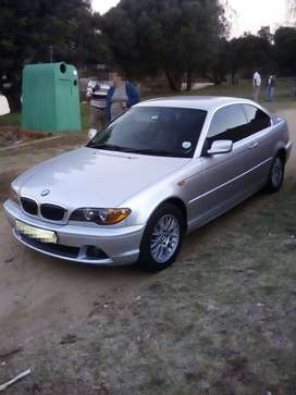 E46 BMW 325 ci engine and gearbox