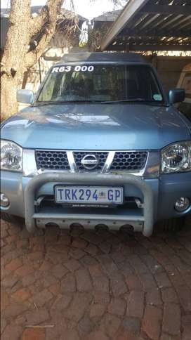 Double Cab 3.0 turbo diesel. ZD30