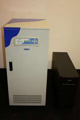 New 30 kva online ups with batteries