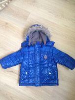 Куртка на мальчика демисезонная 86см