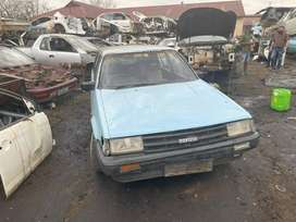 TOYOTA CONQUEST 1.6 16v -STRIPPING FOR SPARES