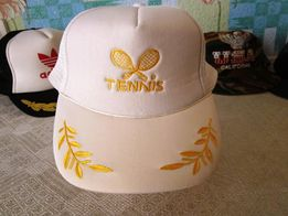 """Продам оригинальную летнюю кепку (шляпа, бейсболка, жокейка) """"TENNIS"""""""