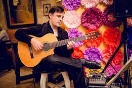 Гитарист на Праздник. Выступления и работа в ресторанах. г. Одесса