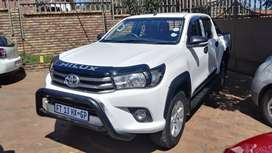 2017 Toyota Fortuner 2.4 GD6 DoubleCab