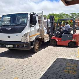 5 tonne and 8 tonne truck for hire