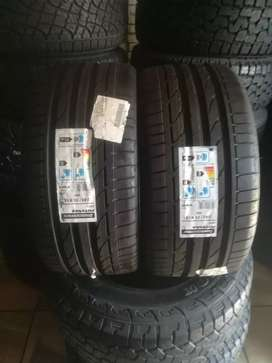 245/35/18 runflat tyres (new)