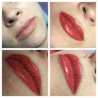 Обучение перманентному макияжу( базовый курс)