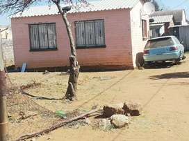 Open plan house in slovo