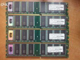 Pamięć DDR 512 ram
