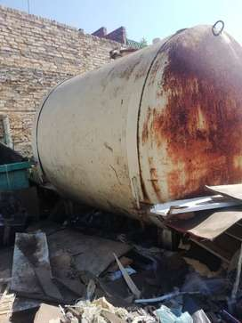 Steel Water/Chemical Storage Tanks - 20,000L - Horizontal