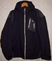 Мужская зимняя теплая куртка ветровка мембрана Helly Hansen