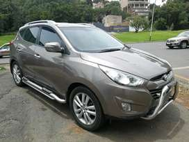 2011 HYUNDAI IX35 2.0 MANUAL