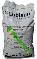 LUBISAN 25 kg - sucha dezynfekcja, gołębie, króliki, drób, trzoda !
