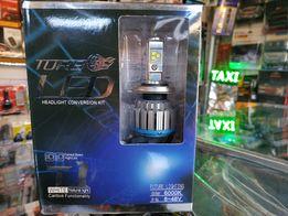 TURBO LED T1 Автолампы светодиодные.без вентилятора S-1. H-4 H-7 H-1