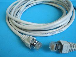 Сетевой кабель Патч-корд Amp Netconnect Cat 5E, длина 3,15 метра