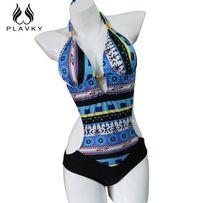 Nowy fantastyczny strój kąpielowy jednoczęściowy miseczka D polecam
