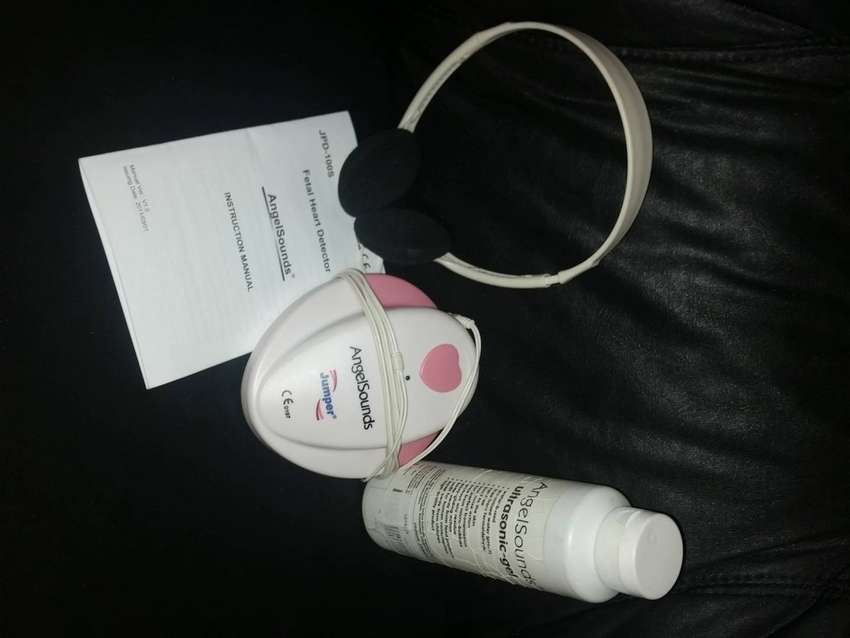 AngelSounds Fetal Heart Detector 0