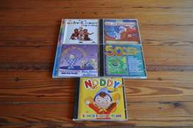 Kiddies Sing- A-long Cds