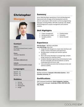 CV Revamp, CV Typing, Motivational Letters, Cover Letters