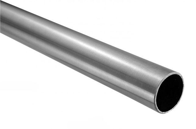 Труба из настоящей качественной нержавейки 11мм\ 1м 90 см Киев - изображение 1