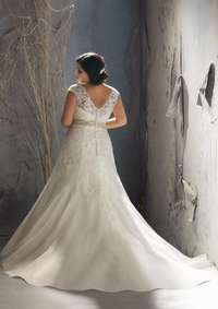 Image of 2017 New Wedding Dress Bridal Gown Custom Made