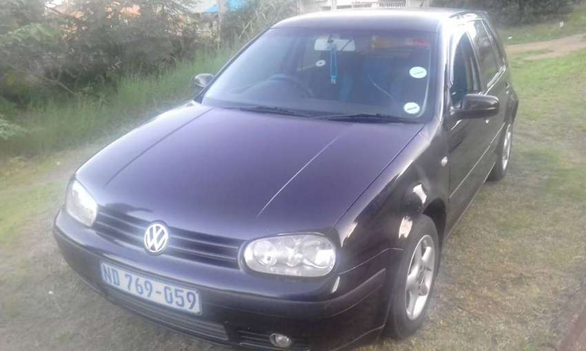 Golf 4 1.6 clean,start and go ,well worth it. 0