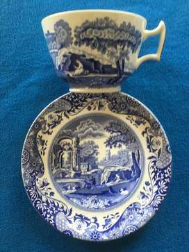 Copeland Spode's Italian collection cup and saucer