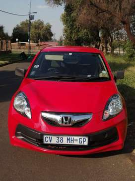 2013 Honda Brio Hatchback, 1.2 engine
