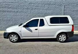 2015 nissan np 200 1.6 s (dual airbags) with aircon