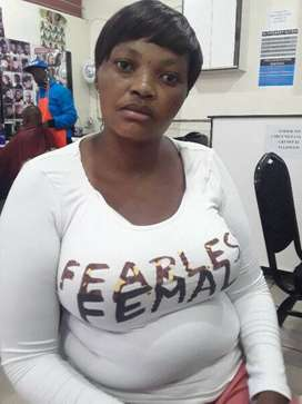 44 year old maid/nanny from Lesotho needs stay in