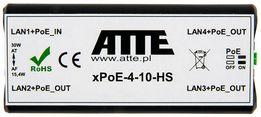 Switch 4-PORTOWY POE ATTE xPoE-4-11-HS 15757