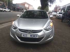 2013 HYUNDAI ELANTRA 1.6 GLS MANUAL