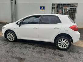 Pre-Owned 2009 Toyota Auris 180 RS Manual