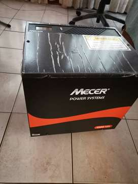 Power backup Mecer power systems