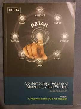 UNISA New Contemporary Retail and Marketing Case Studies, 2nd Edition